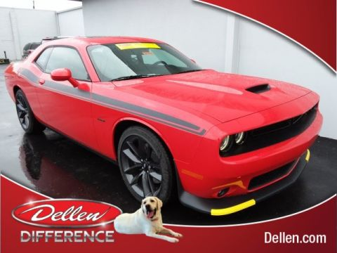 New 2019 Dodge Challenger GT 2D Coupe in Greenfield #CK658